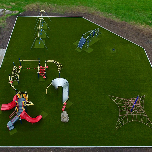 Playground With Trample Zones