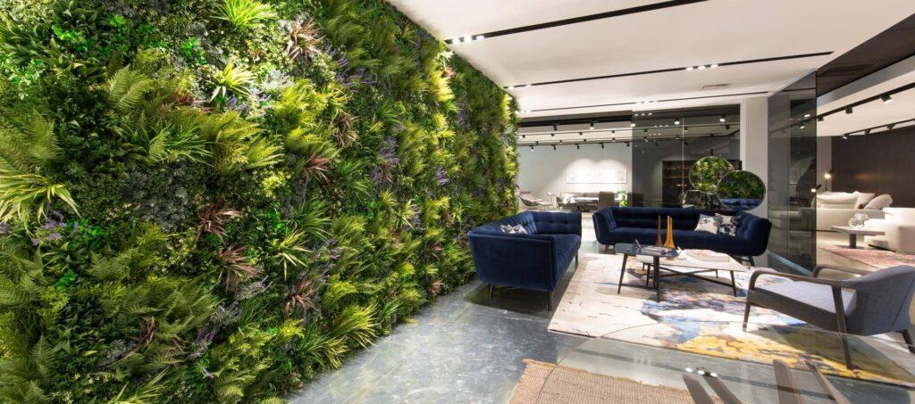 artificial living wall